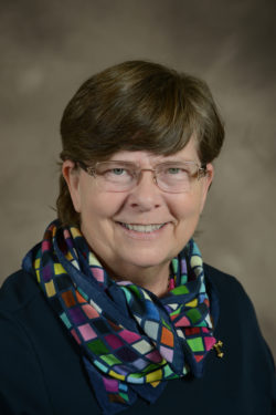 Deaconess Mary Anne Hibbard