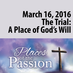 The Trial: A Place of God's Will