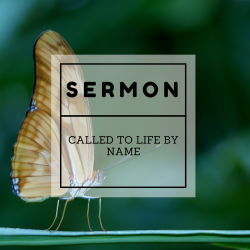 Called to Life By Name