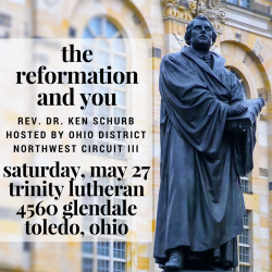 The Reformation & You