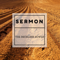 The Reckless Sower